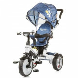 Tricicleta Rapido Blue Indigo, Chipolino