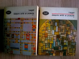 Hegel – Despre arta si poezie {2 volume}
