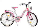Bicicleta copii 20'' Hello Kitty, Dino Bikes