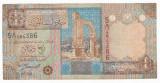 LIBIA 1/4  dinari ND 2002  F P-62
