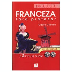Graeme graham franceza fara profesor +2 cd