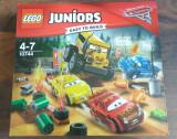 Lego Cars Juniors 10744 - Cursa nebuneasca - nou, sigilat in cutie, 6-10 ani