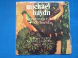 MICHAEL HAYDN / SYMPHONIES IN B PASTORELLO, VINIL, electrecord