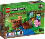 LEGO® Minecraft Ferma de pepeni 21138