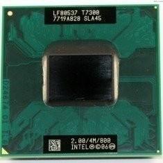 INTEL Pentium Core 2 Duo T7300 SLA45 800 socket P 478 p478 (ca t7500 t7700 T7800