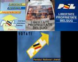 Colecţie materiale electorale 1990-2015