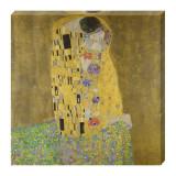Gustav Klimt - Sărutul