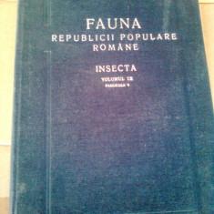 FAUNA  RPR ~  INSECTA  (vol. IX   ~ fascicula 5 ) - FAMILIA ICHNEUMONIDAE, Alta editura