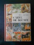 SILVIA JURCOVAN - CARTE DE BUCATE, Litera