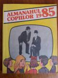 Almanahul copiilor 1985 /  R4P3F, Alta editura