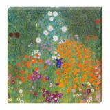 Gustav Klimt - Flowering Shrubs / Tufe de flori