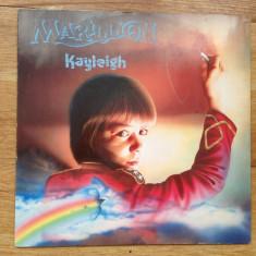 MARILLION - Kayleigh (3 TRACKURI,1985,EMI,made in UK) vinil vinyl