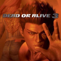 Dead or alive 3 - XBOX  [Second hand], Actiune, 12+, Multiplayer