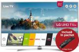 Televizor LED LG 125 cm (49inch) 49UJ701V, Ultra HD 4K, Smart TV, webOS 3.5, WiFi, CI