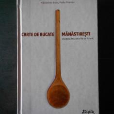 PAOLA PSARROU - CARTE DE BUCATE MANASTIRESTI