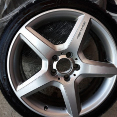 Cauti Jante Mercedes Vito Originale 16 Anvelope Iarna Michelin 205