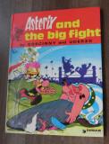Asterix and the big fight benzi desenate engleza editie canadiana 1978