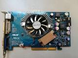 Placa video AGP 8X Asus nVidia geForce 6600GT 128Mb DDR3 128bit, 128 MB