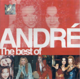 André ‎– The Best Of (1 CD), cat music