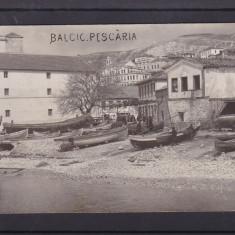 BALCIC  PESCARIA  CIRCULATA 1926  FOTO LEONAR  BALCIC, Fotografie