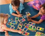 Taraboiul ratonului - Culori si atribute, Educational Insights
