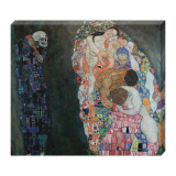Gustav Klimt - Moarte și Viață
