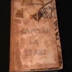 CAPITAN LA 15 ANI-JULES VERNE-379 PG-