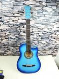 Chitara acustica pentru incepatori+husa