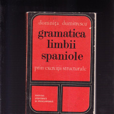 GRAMATICA LIMBII SPANIOLE, Alta editura
