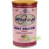 Proteine Whey To Go Capsuni Pudra 454g