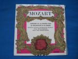 MOZART  / CONCERT NR.24 PENTRU PIAN SI ORCHESTRA, VINIL, electrecord
