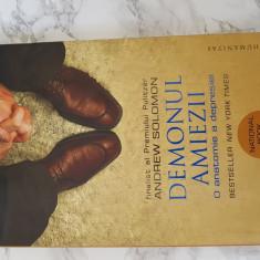 DEMONUL AMIEZII. O ANATOMIE A DEPRESIEI-ANDREW SOLOMON