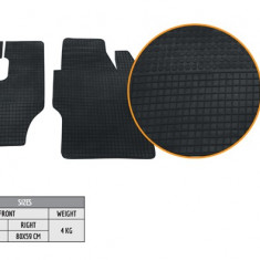 Covoare Cauciuc ECO compatibil MERCEDES ACTROS MP2 07 41-41  AL-TCT-5602