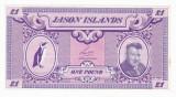 JASON ISLAND 1 pound 1979 aUNC