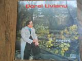 LP Dorel Livianu - Romante, VINIL