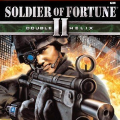 Soldier of fortune II - Double helix - XBOX [Second hand], Shooting, 18+, Single player