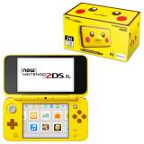 Consola Nintendo 2DS XL Pikachu Edition - noua la cutie, model 2018