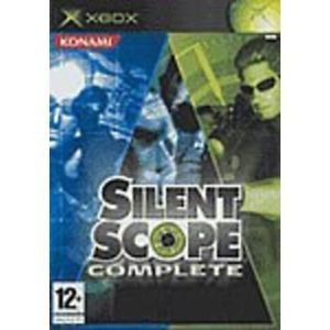 Silent Scope - XBOX [Second hand] foto mare