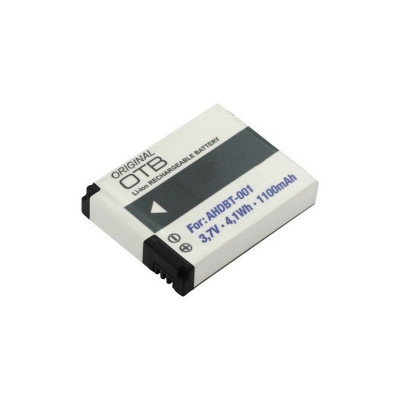 Battery for GoPro HD Hero Li-Ion 1100mAh foto