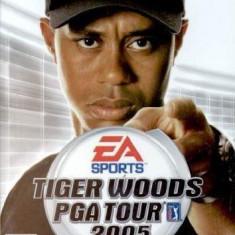 Tiger Woods PGA Tour 2005 - XBOX [Second hand], Sporturi, 3+, Multiplayer