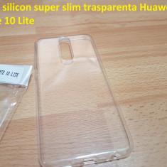 Husa silicon super slim trasparenta Huawei Mate 10 Lite