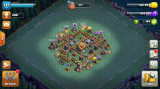 Cont clash of clans TH10