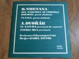 Cumpara ieftin LP B. Smetana / A. Dvorak - Orchestra filarmonica ceha
