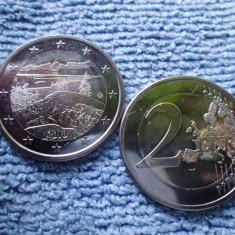 moneda 2 euro comemorativa FINLANDA 2018_KOLI, UNC