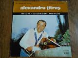 LP Alexandru Titrus – A Virtuoso Of The Bow Vol. II