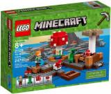 LEGO® Minecraft Insula Ciupercilor 21129
