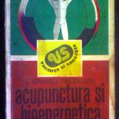 Acupunctura si bioenergetica umana Constantin Ionescu - Tirgoviște