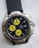 Ceas barbatesc de mana marca FESTINA Chronograph cu data, Sport, Quartz, Otel