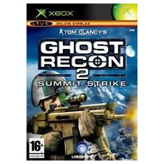 Tom Clancy's Ghost recon 2 - Summit strike - XBOX [Second hand], Shooting, 16+, Multiplayer