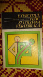 Exercitiul fizic si coloana vertebrala 166pag/numeroase figuri- Stefan Birtolon